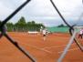 Sommer 2018 Tennis mit Nachbereitung